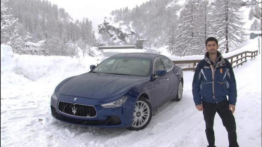"""Maserati Ghibli Q4, la prova della più bella integrale """"del reame"""" [VIDEO]"""