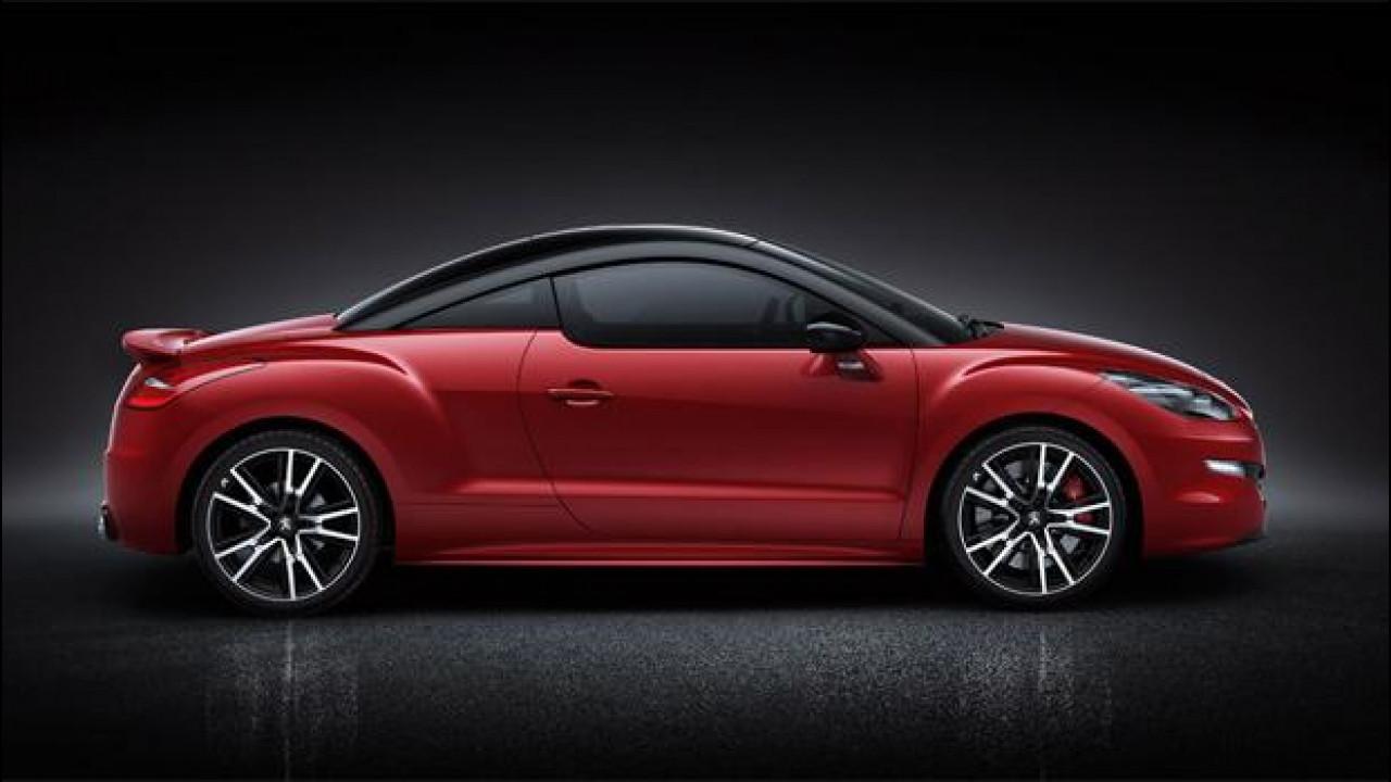 [Copertina] - Peugeot RCZ R: il prezzo è di 41.700 euro