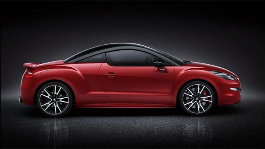 Peugeot RCZ R: il prezzo è di 41.700 euro