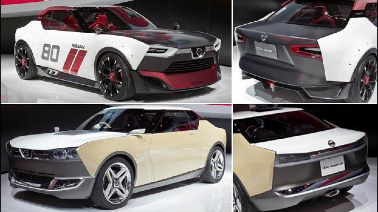 [Copertina] - Nissan IDx Freeflow o Nismo, solo una sarà di serie