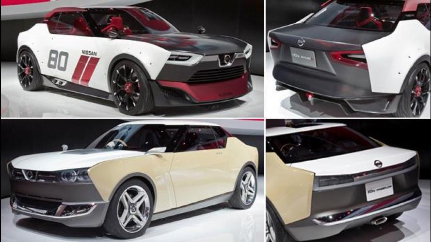 Nissan IDx Freeflow o Nismo, solo una sarà di serie