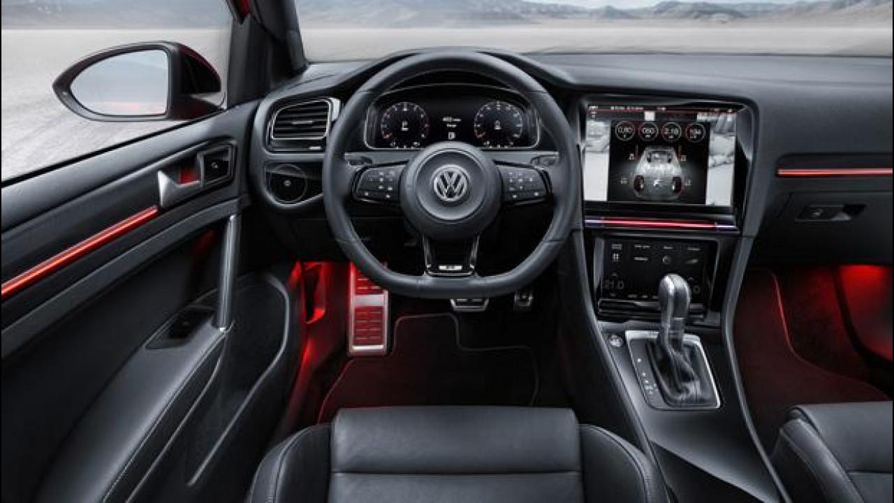 [Copertina] - Volkswagen Golf, la prova in anteprima del gesture control