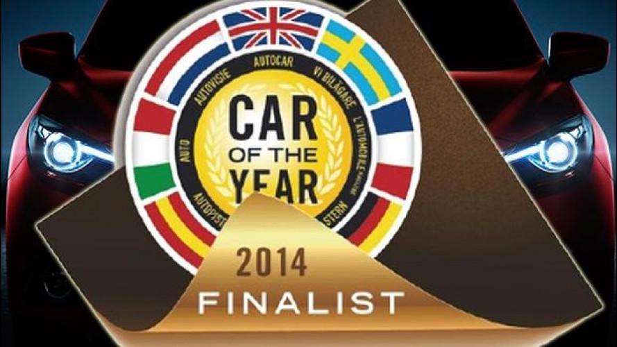 Quale sarà l'Auto dell'anno 2014?