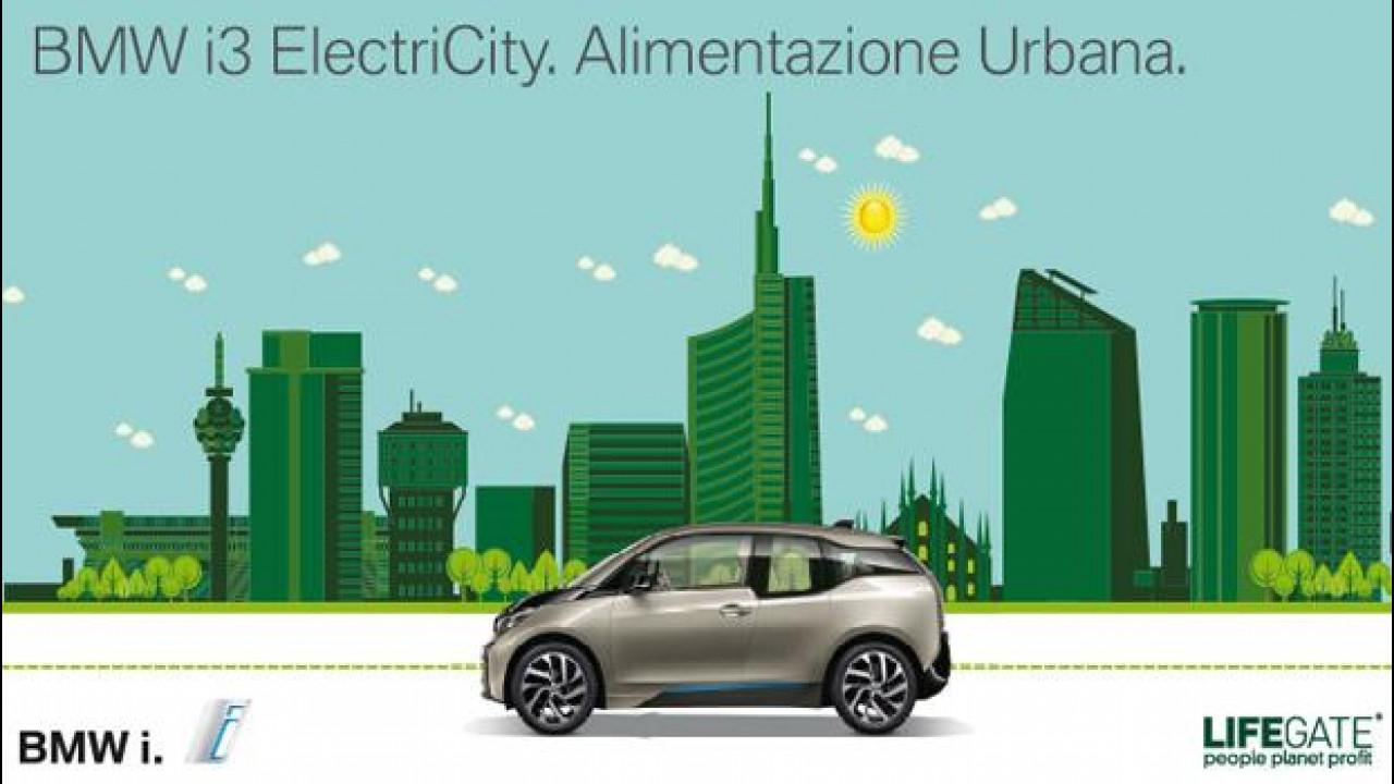[Copertina] - BMW e LifeGate per la mobilità sostenibile e... gustosa