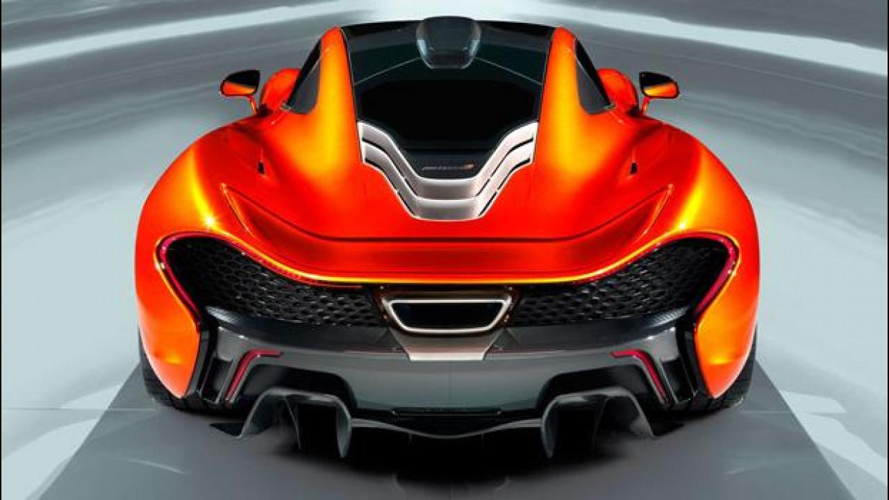 [Copertina] - McLaren P1, prodotto l'ultimo esemplare [VIDEO]