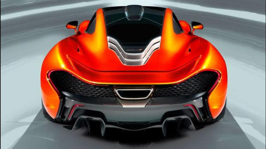 McLaren P1, prodotto l'ultimo esemplare [VIDEO]