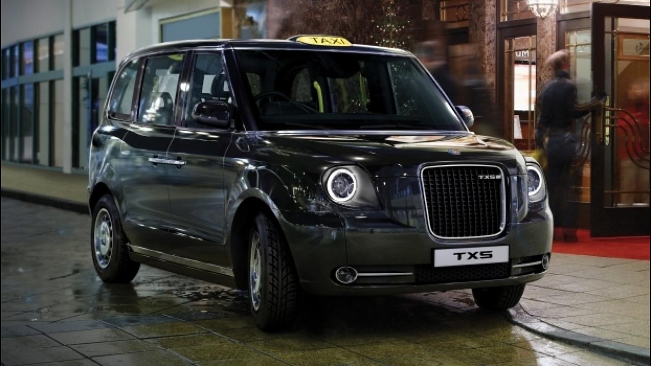 [Copertina] - Taxi elettrici, la rivoluzione parte da Londra