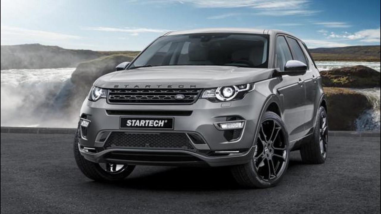 [Copertina] - Land Rover Discovery Sport, anche 19 CV in più fanno la differenza