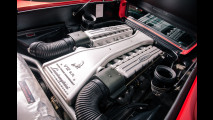 Lamborghini Diablo SV, l'esemplare all'asta