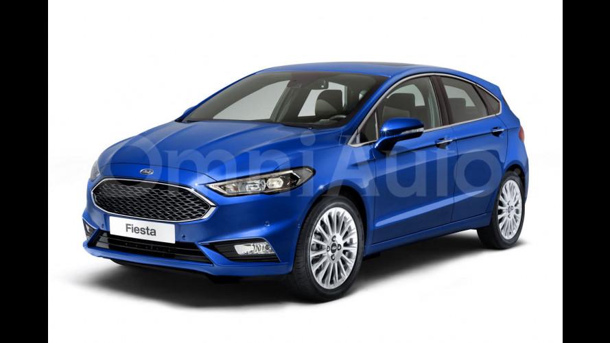 Ford Fiesta, la settima generazione sarà così