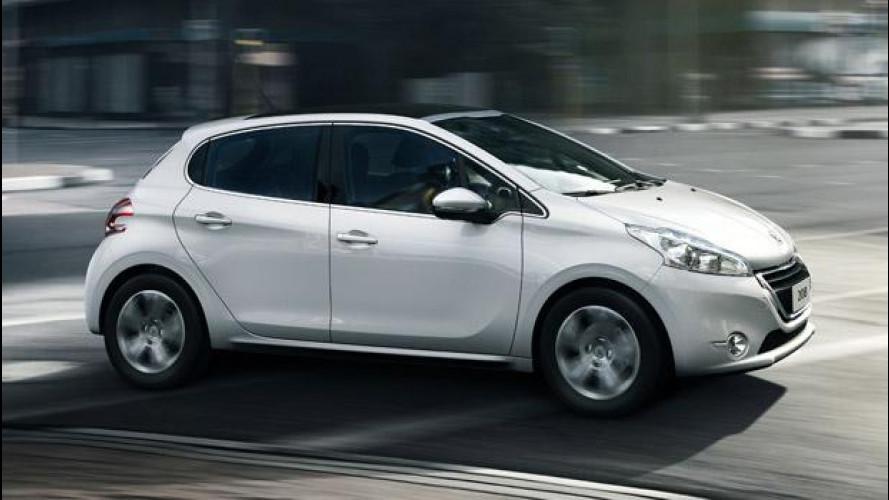 Peugeot 208 1.4 VTi 95 CV GPL