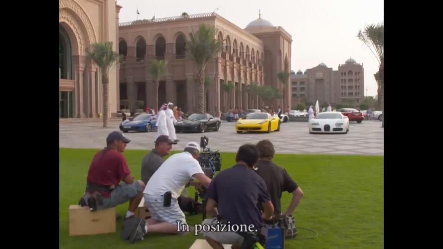 Fast and Furious 7, in esclusiva il dietro le quinte ad Abu Dhabi [VIDEO]