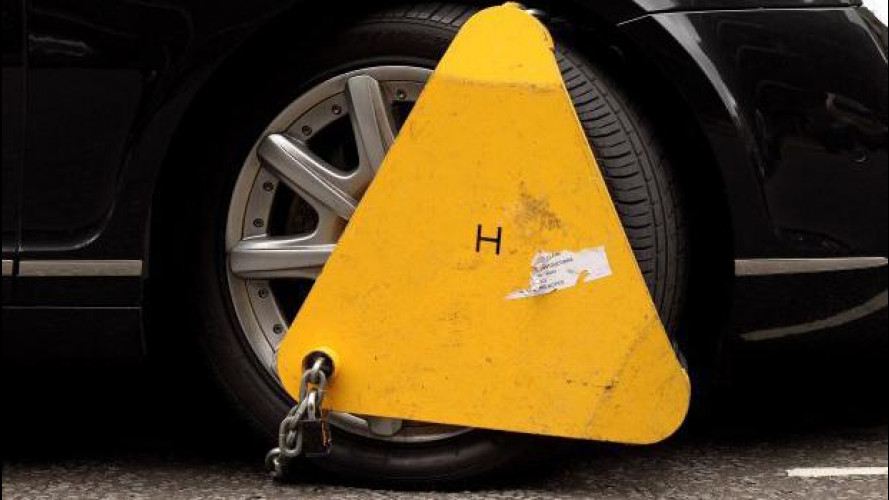 Auto aziendale: fermo amministrativo, quando scatta | Motor1.com Italia