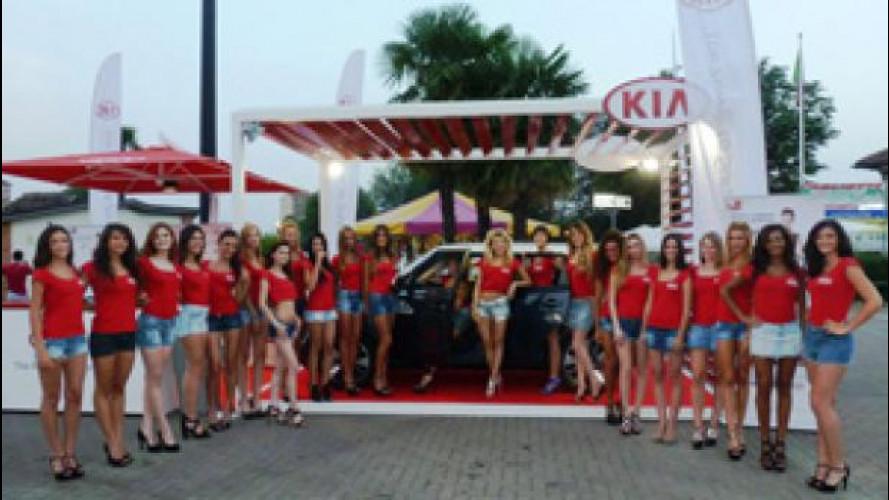 Kia è di nuovo sponsor di Miss Italia