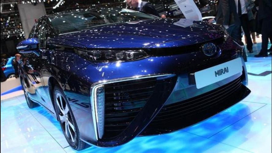 Toyota diventa maxi sponsor delle Olimpiadi fino al 2024
