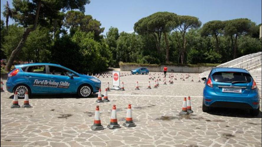 Ford Driving Skills for Life, i corsi di guida a Padova