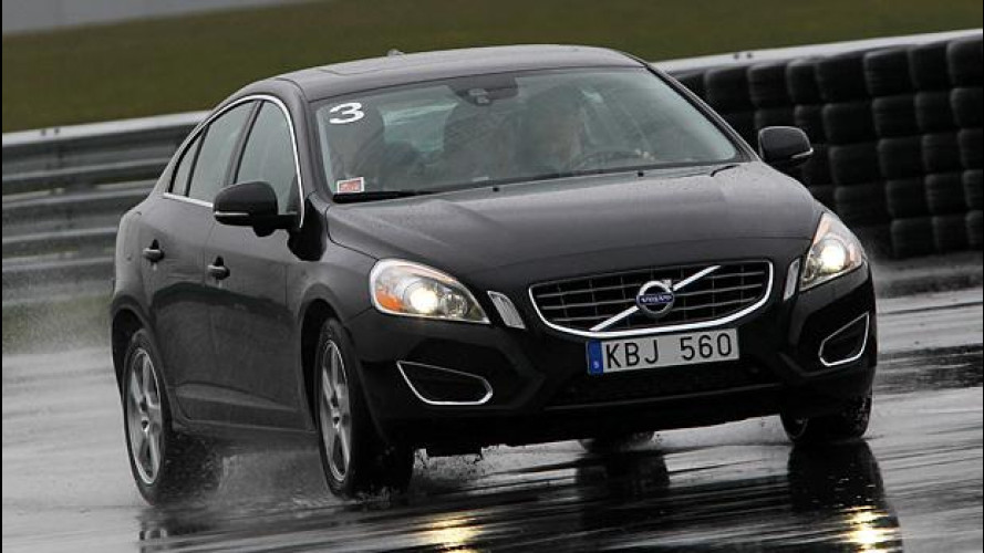 Volvo sperimenta l'auto di serie col KERS