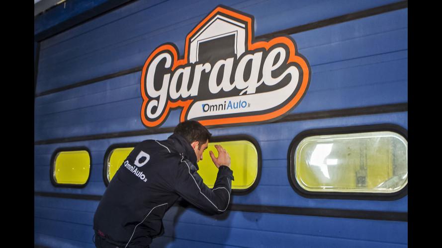 OmniAuto Garage, la prova del crossover col motore