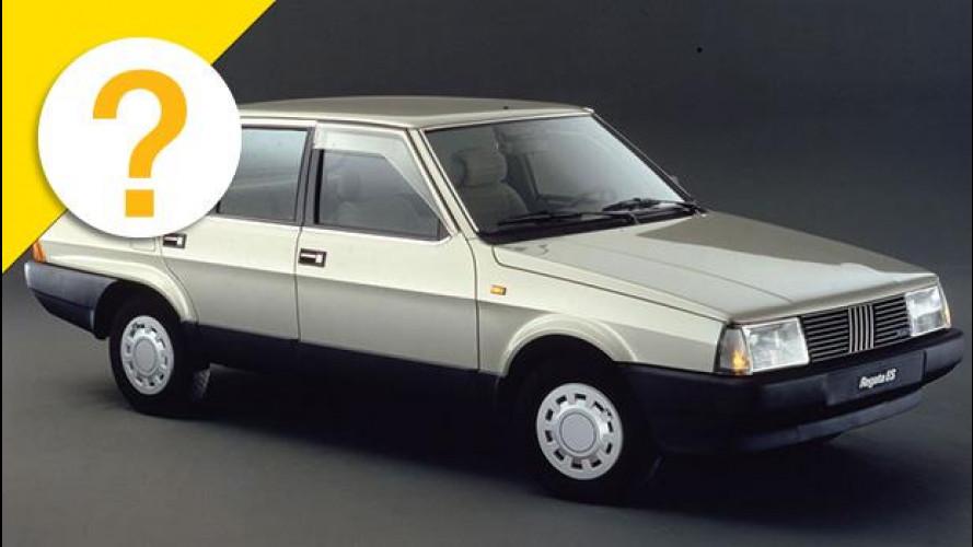 Lo start/stop è stato inventato da Fiat nel 1983