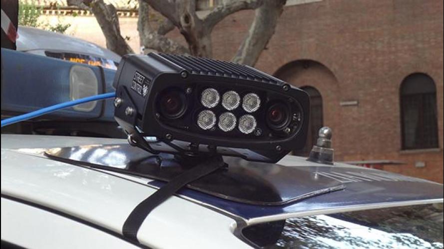 Street Control: multe ok, se non c'è il guidatore | Motor1.com Italia