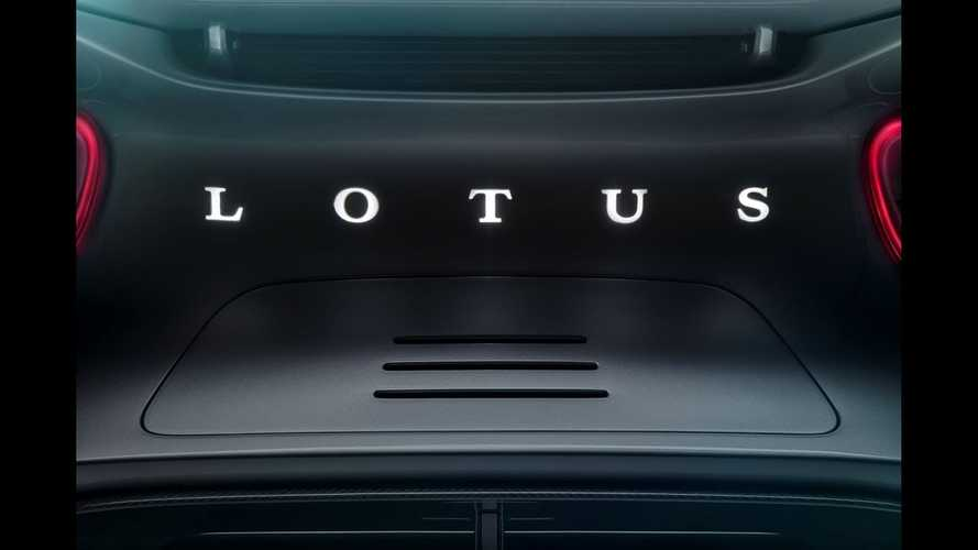 Lotus Teases Type 130 All-Electric Hypercar