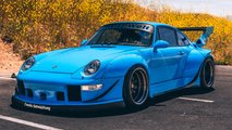 Rauh Welt Begriff Porsche 911 On Forgestar Wheels