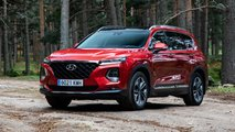 hyundai santafe 2019 prueba video