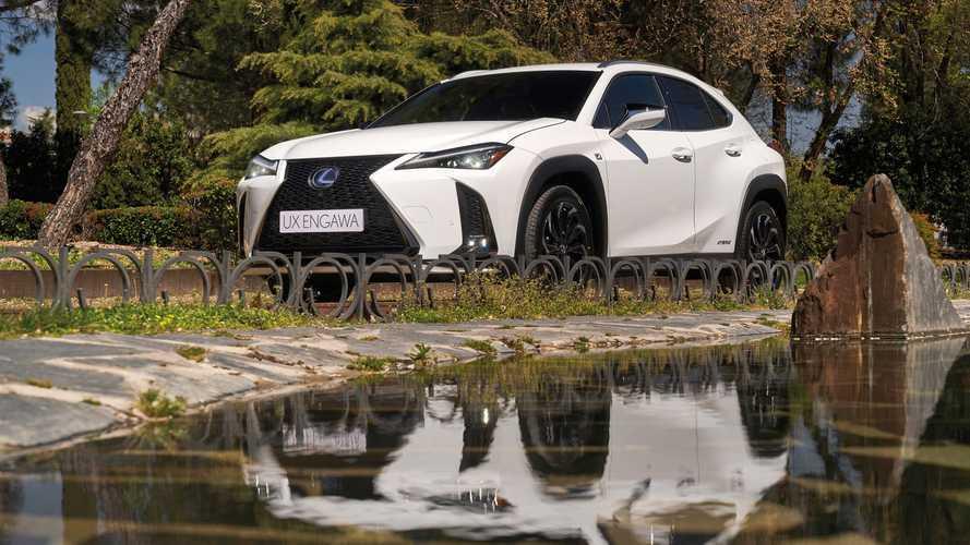 Lexus UX 250h Engawa 2019: nueva edición especial