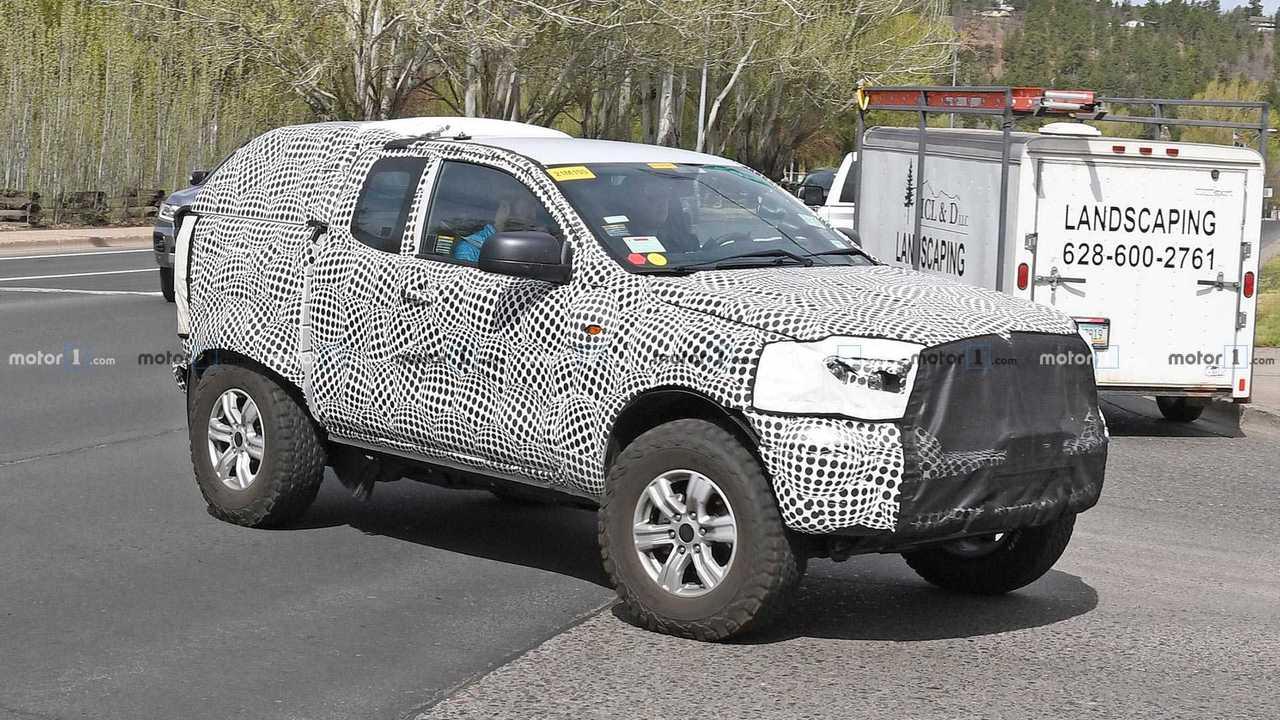 Ford Bronco Deutschland