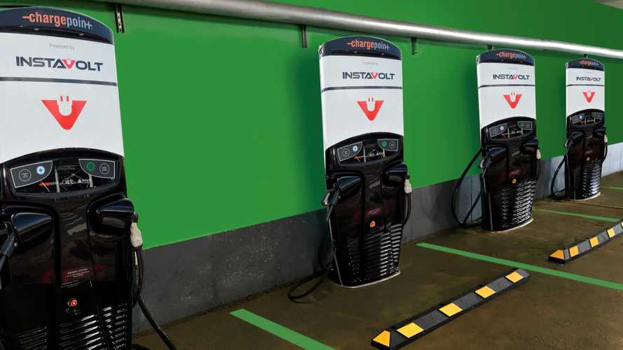As Market Grows, InstaVolt Installs More Chargers Per Site