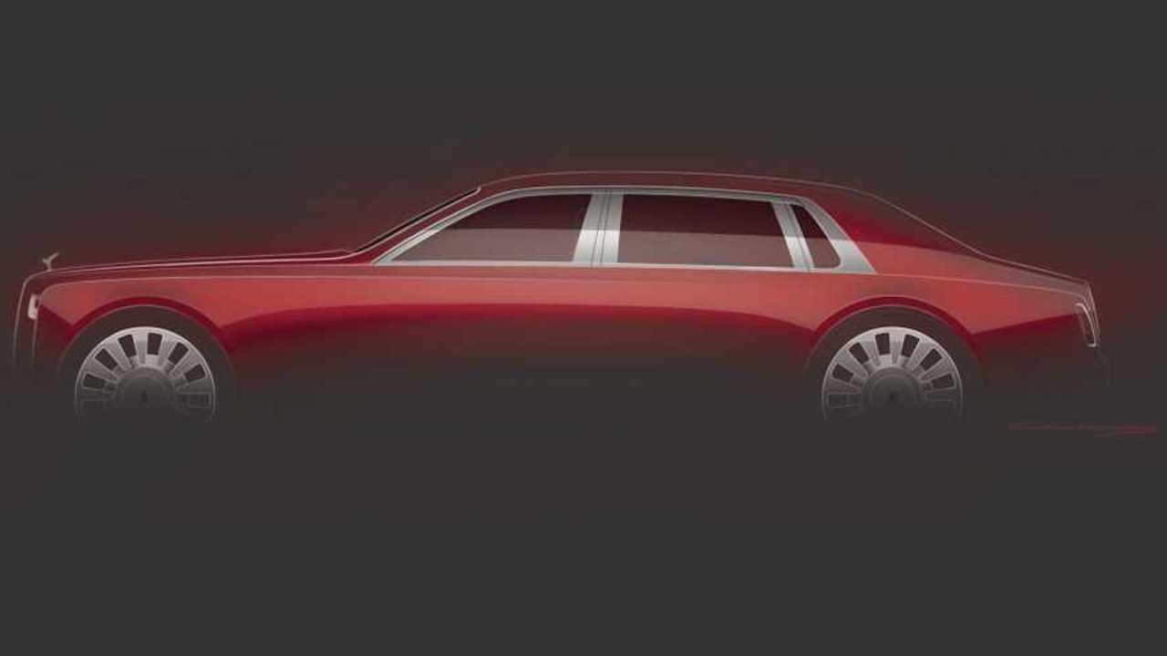 One-off Rolls-Royce Phantom