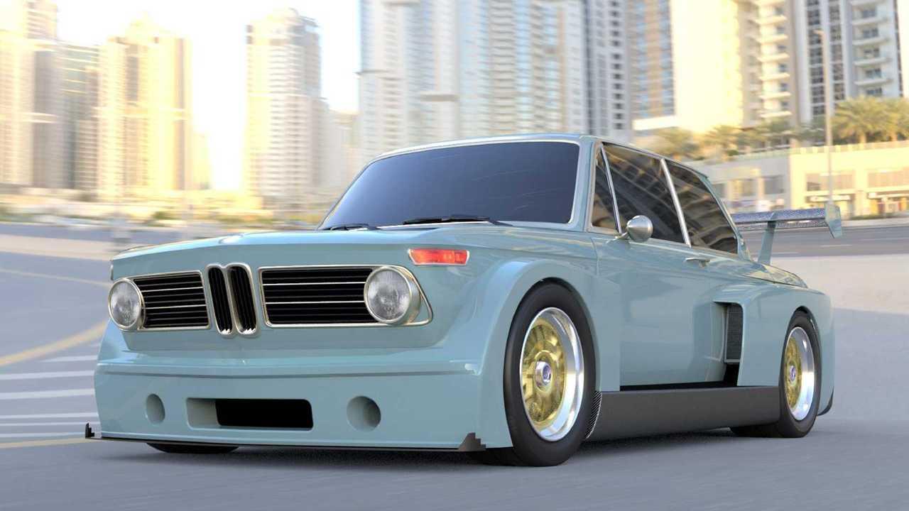 Gruppe5 BMW 2002 Exterior