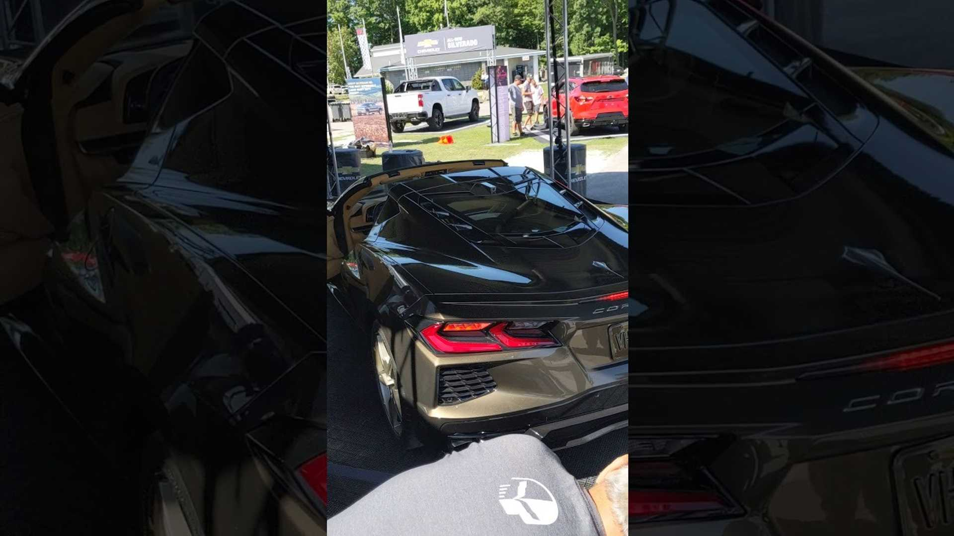 Hear The 2020 Corvette Stingray Rev Its LT2 Engine