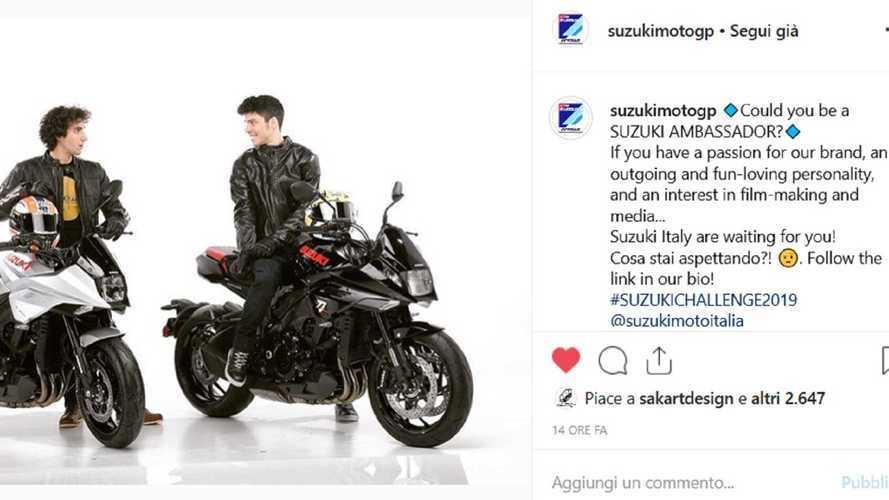 Suzuki Challenge 2019: il concorso per diventare ambassador Suzuki