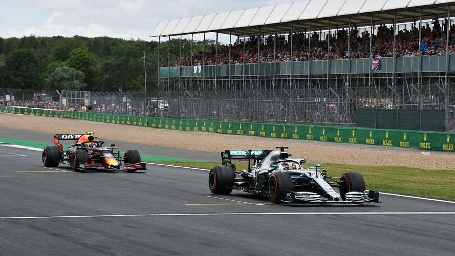 Honda has more power than Mercedes 'in some places' - Hamilton