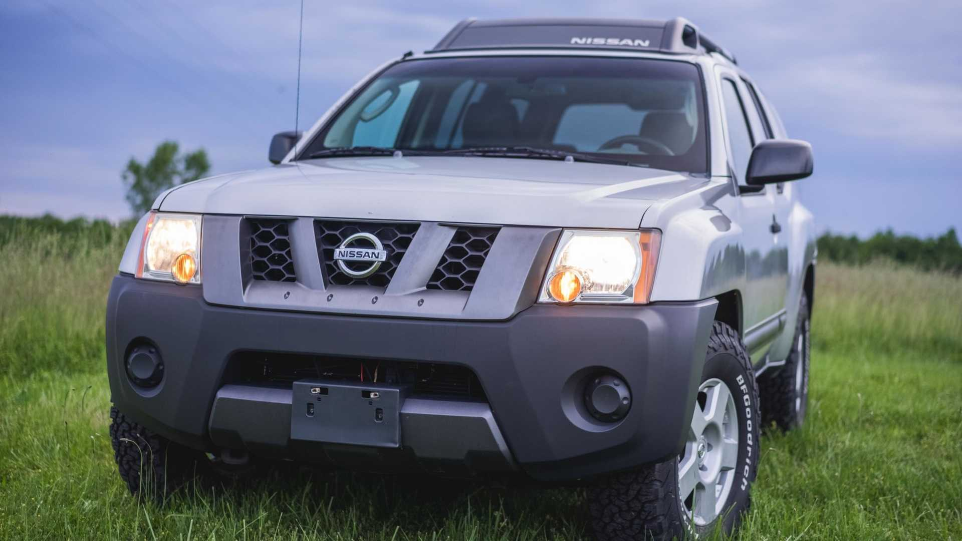 You Have Mere Hours To Buy This Manual Nissan Xterra With GM