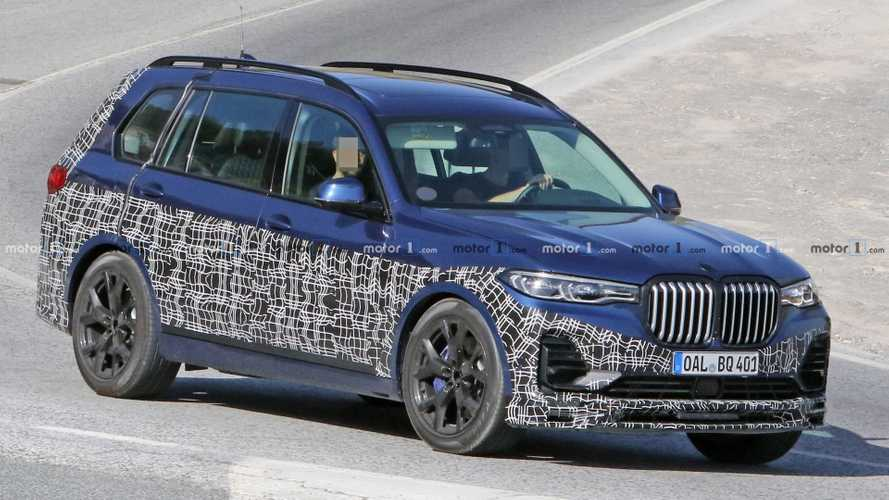Alpina XB7 Spied Stretching Its Legs At The Nurburgring [UPDATE]