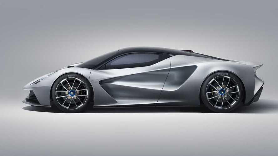 Lotus - Chaque nouveau modèle sera proposé en version 100 % électrique