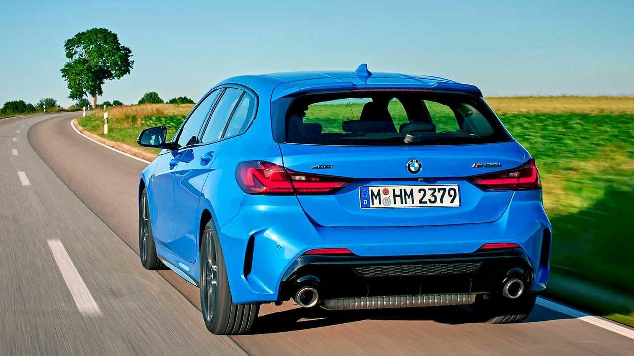 BMW M135i im Test (2019)