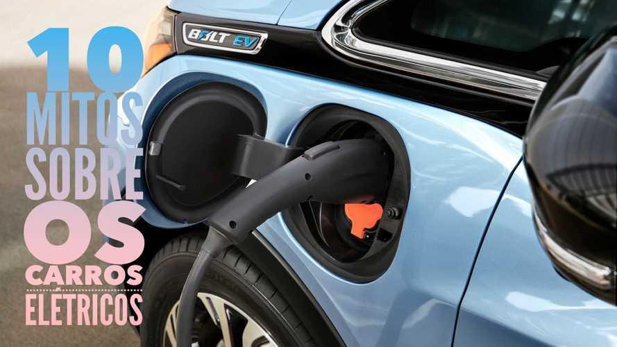Vídeo: 10 mitos sobre o carro elétrico