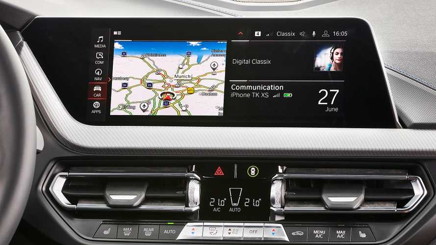 BMW, da luglio 2020 arriva Android Auto wireless