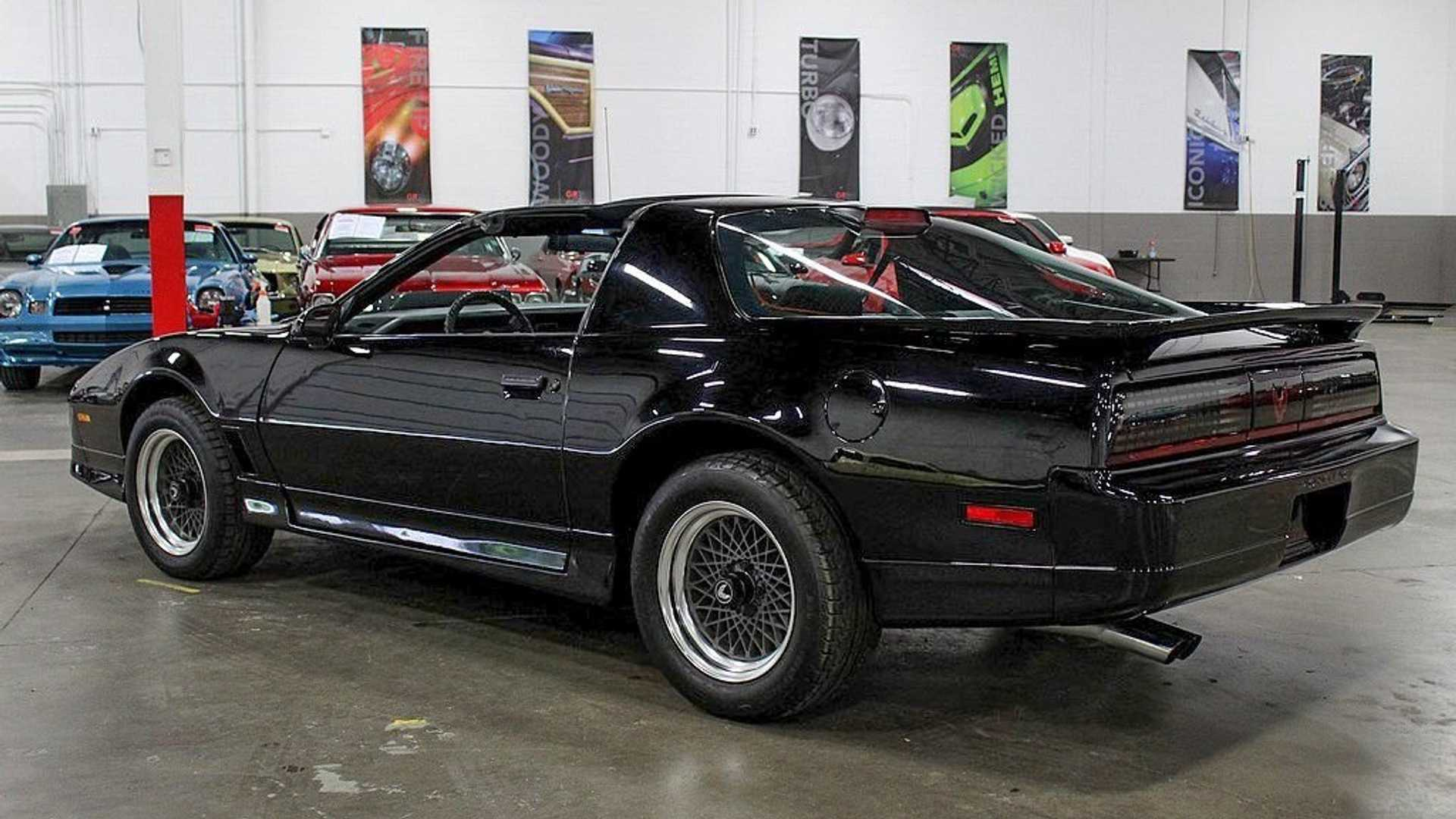 They Call This 1986 Pontiac Trans Am The Night Rider