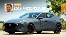 2019 mazda3 awd hatchback review