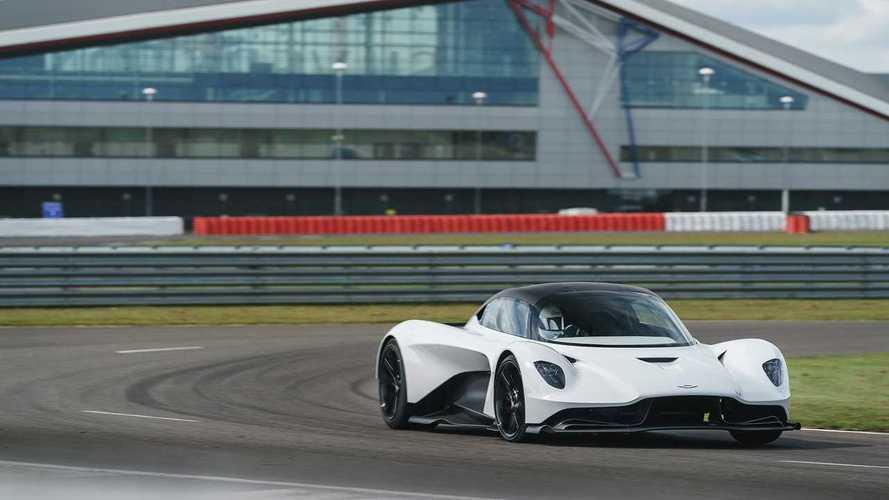A Mercedestől kaphat új hajtásláncot az Aston Martin Valhalla