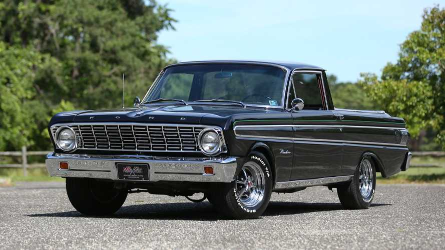 This 1964 Ford Ranchero is All Business