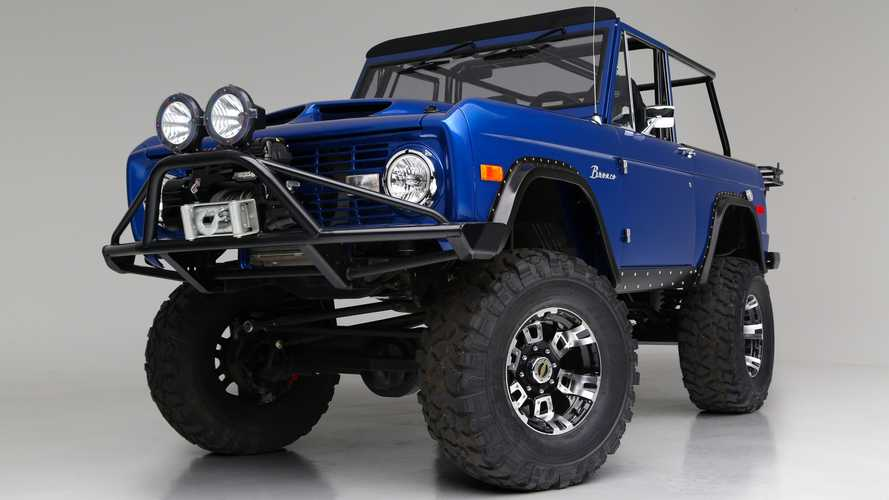 Time's Almost Up To Win This Incredible Custom '72 Ford Bronco!