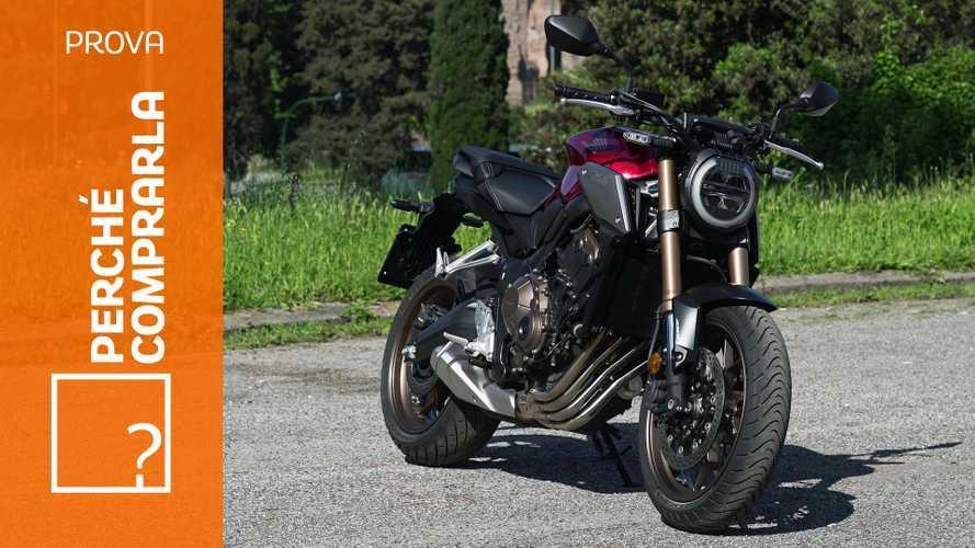 Honda CB650R | Perché comprarla... E perché no