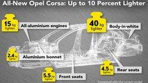 Teaser Opel Corsa 2020