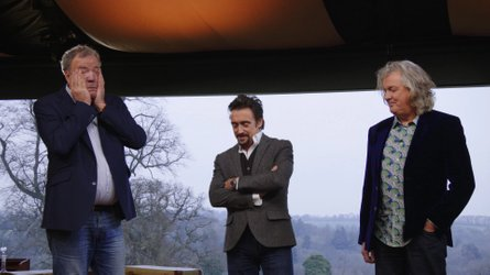 The Grand Tour Bids An Emotional Farewell To 'The Tent'