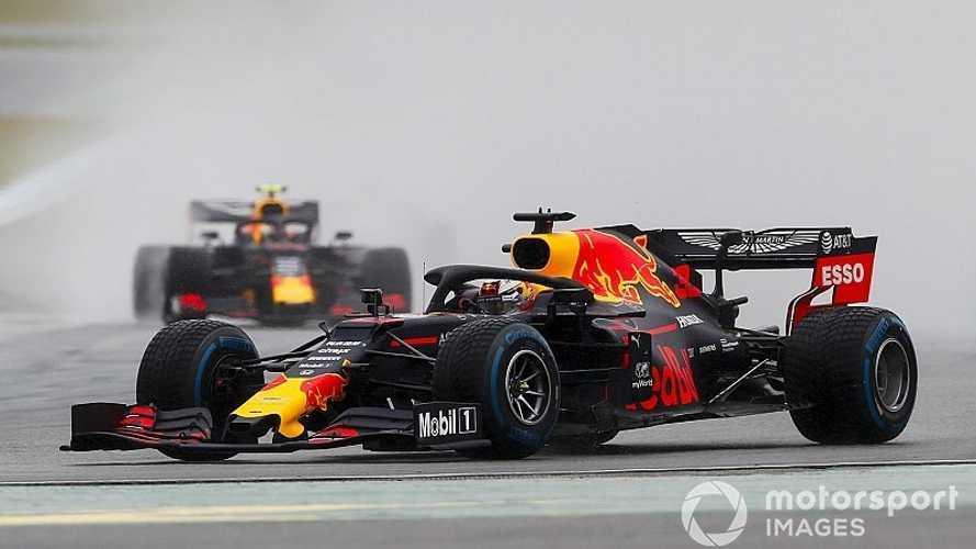 F1: Em corrida épica, Verstappen conta com erros da Mercedes e vence GP da Alemanha à frente de Vettel